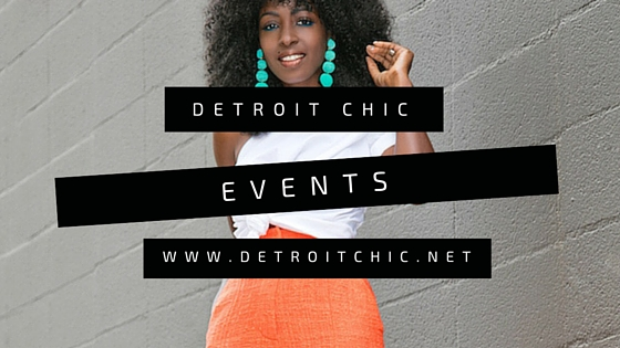 Detroit Chic Events